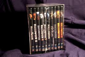 halloween the complete collection slashes its way to the store