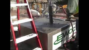 ewoc 2012 concrete wash out container youtube