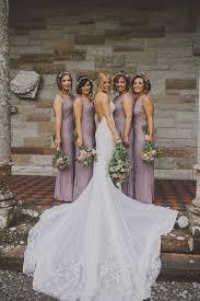 enchanting midsummer irish wedding at castle leslie lavender