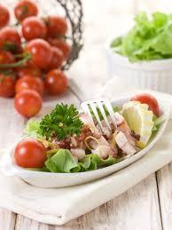poulpe cuisine recette salade de poulpe