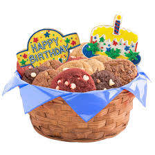 same day delivery gift baskets birthday gift basket cookie delivery cookies by design