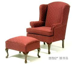 Wingback Chair Ottoman Design Ideas Chairs Tall Wingback Chair Cheap Wing Back Chairs Leather Accent