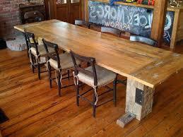 narrow dining room tables reclaimed wood reclaimed wood design ideas internetunblock us internetunblock us