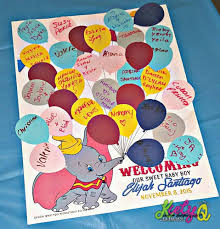 dumbo the flying elephant baby shower party ideas dumbo baby