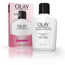 Bedak Olay olay active hydrating moisturizing lotion