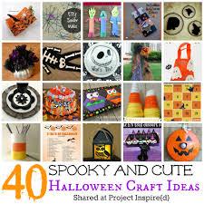 Halloween Craft Idea by 100 Cute Halloween Craft Ideas 25 Best Fall Crafts Easy Diy