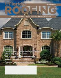 Southern Roofing Tampa by October 2017 By Florida Roofing Magazine Issuu