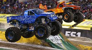 el paso monster truck show results monster jam