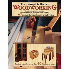 Woodworking Magazine Hardbound Edition Volume 1 by Shop Complete Book Of Woodworking At Lowes Com