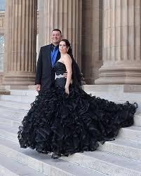 black wedding dress black wedding dresses for alternative brides misfit wedding