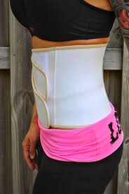 belly bandit reviews diary of a fit belly bandit postpartum girdle review
