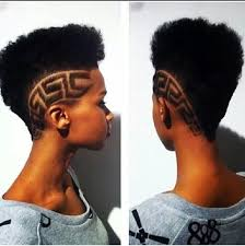 Black Hairstyles With Shaved Sides 7 Ways To Rock A Teeny Weeny Afro Twa Nice Hair Style And Natural