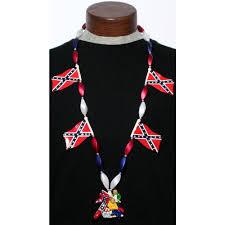 Confederate Flag Sheets Confederate Flag Biker Necklace Mardigrasoutlet Com