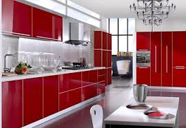 pictures of red kitchen cabinets 15 extremely hot red kitchen cabinets home design lover