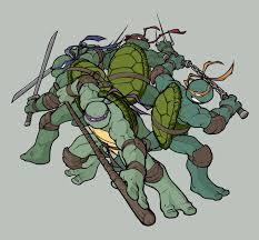colours tmnt wrightauk deviantart teenage mutant ninja