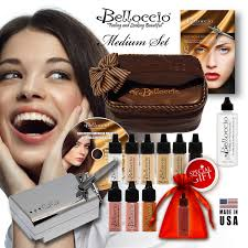 professional airbrush makeup system airbrush makeup reviews 2017 7 best compared affordable winner