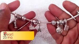 pandora bracelet charm bracelet images How i re arrange my travel pandora jewelry charm bracelet jpg