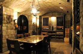 rustic wine and wine cellar victorian with wine rack columns oak