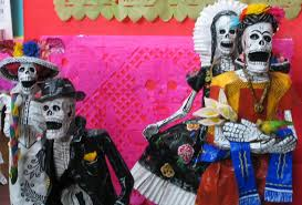 Halloween Day Usa The Mexican Day Of The Dead The Changing Face Of Mexico