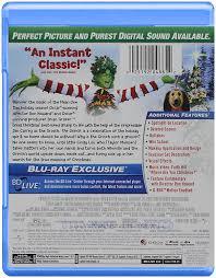 boston home theater 5 1 amazon com dr seuss u0027 how the grinch stole christmas blu ray