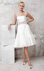 a line jewel short sleeve zipper tea length lace wedding dresses