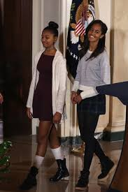 thanksgiving day clothes sasha and malia obama u0027s best fashion looks style evolution of