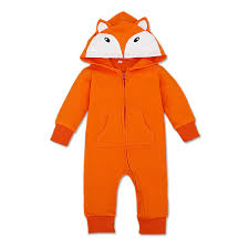 new born baby clothes long sleeve little fox ear baby boy hoodie