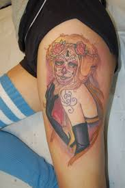 25 unique female thigh tattoos ideas on pinterest female