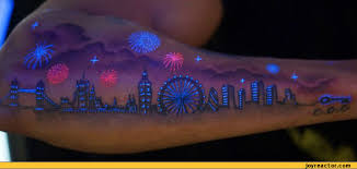glow in the dark tattoos kansas city glow in the dark tattoos new tattoos