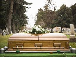 funeral costs families burying loved ones at home as funeral costs soar to