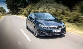 lease a peugeot one sickeningly good pug peugeot 308 gti 270 first drive car