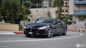 matte black maserati price maserati quattroporte gts gransport 5 february 2017 autogespot