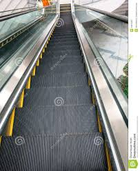 Looking Down Stairs by Escalator Stairs Going Down Stock Photo Image 43615267