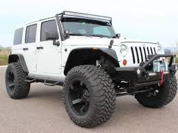 used jeep wrangler 4 door for sale best 25 white jeep wrangler unlimited ideas on white
