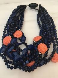 black fashion jewelry necklace images 1229 best angela caputi jewelry from firenze images jpg