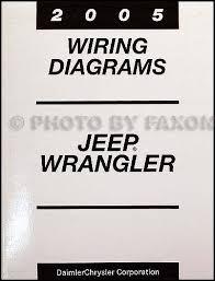 2006 jeep tj wiring diagram wiring diagram