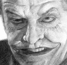jack nicholson pencil drawing by peszekart on etsy pencil