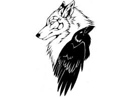 50 wolf and tattoos with meaning