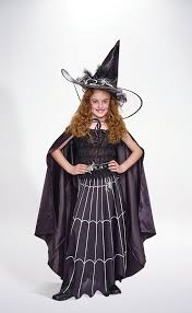 Witch Halloween Costumes Kids Spider Witch Costume Kids Halloween Costumes Savers