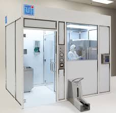 usp 800 hardwall hazardous drug compounding cleanroom by terra