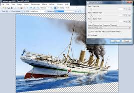 how to adjust image perspective in paint net tip reviews news