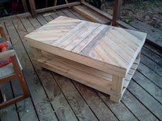 Coffee Table From Pallet Pallet Coffee Table
