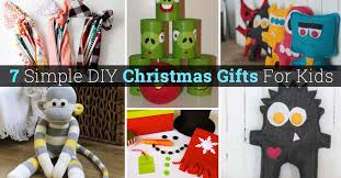 Diy Crafts For Christmas Gifts - 30 simple diy christmas gifts for kids u2013 cute diy projects