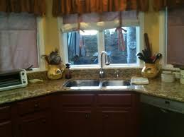Garden Window Treatment Ideas Kitchen Sink Window Treatments Home Design Ideas