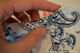 How To Sew Valance How To Make A Box Pleat Valance Exquisitely Unremarkable