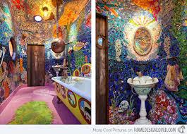 Kids Bathroom Colors 15 Lively Multi Colored Bathroom Designs Home Design Lover