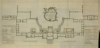 the gardens floor plan stowe a description of the magnificent house and gardens of the