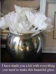 How To Make A Mercury Glass Vase 134 Best Mirrors And Mercury Glass Diys Images On Pinterest Diy