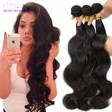 can i get my crochet hair weave wet 7a grade burmese virgin hair body wave 4 pcs a lot wet and wavy