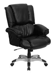 Real Leather Office Chair Leather Office Chairs Shop The Best Executive Desk Chairs
